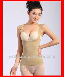 2013 New Fashion Women's Seamless Body Shaper High Quality Sexy Underwear Factory Direct OEM Slimming Body Shaper