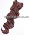 HOT !!! 99j bleach remy hair weave/weaving extensions