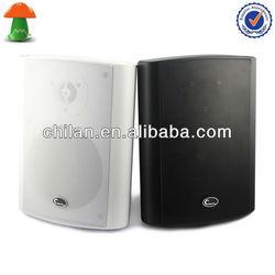 PA amplified waterproof Wall Mounted Column speaker series 100V, CL611,CL612,CL613