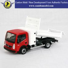 Renault Model Dump Truck Toy,Diecast Dump Truck,New Model Custom