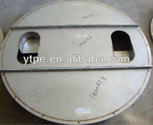 Johnson Screen Reactor Interior Parts Wedge Wire Screens Quench Mixing Trays (03)