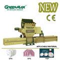 Polistirene espanso compattazione macchine GREENMAX a-c100