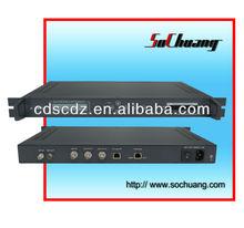 DVB-C Receiver/IRD (CI) IP Demodulator (Iredo CAM) (decrypt Iredo, Conax, Viaccess channels)