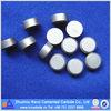 Tungsten carbide P type flat-top button bits