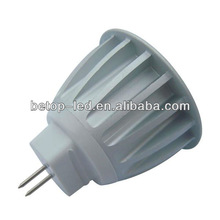 25degree mr11 cob led spotlight 250lm replace 25w halogen lamp