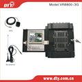 4ch cámara 3g gsm dvr con la tarjeta sim, vr8800-3g