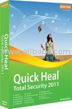 Quick Heal 2011 Total Security Single user