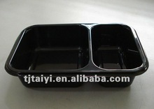 CPET TRAY FOR AIRLINE FOOD