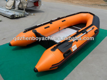 ZB300 sport airdeck air inflatable boat