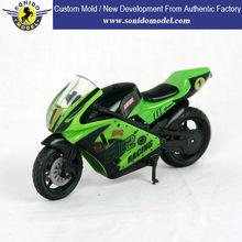 Moto giocattolo di plastica raccolta 12 1, pressofuso moto giocattoli, oem giocattoli pressofuso produttore