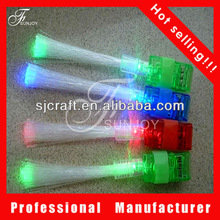 Led laser finger beams with fiber ,Led flashing fiber optic finger ring & Led laser finger