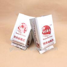 foil bag with side gusset / foil cooking bags / aluminum foil plastic bags