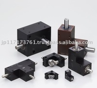 KG GEAR BOX Series with built in accuracy of KG GEARS