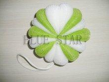 soft bath sponge mesh sponge