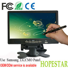 Stand and Stylus 7 Inch TFT LCD Portable USB Powered Touchscreen Monitor