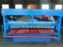 FX-850 corrugated sheet roofing / corrugated metal wall sheet