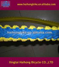 Belle bonne qualité couleur dirt bike pneus à vendre