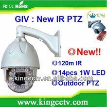 vehicle mounted ptz camera: HK-GIV8270