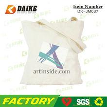 Durable Canvas Jumbo Recycled Storage Bag DK-JM037