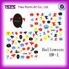 Halloween Bat Pumpkin Candy spiderweb skull scrapbooking stickers