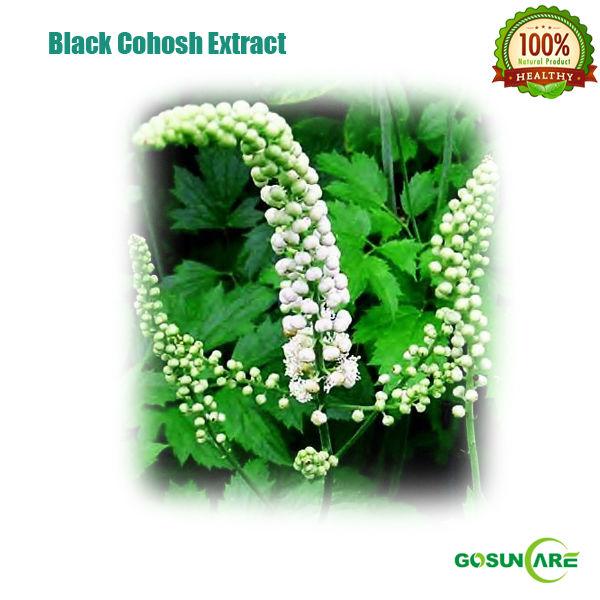 Natural Triterpene glycosides 2.5%/8% from Black Cohosh P.E.