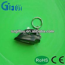 Small sadiron shaped key finder for promotion
