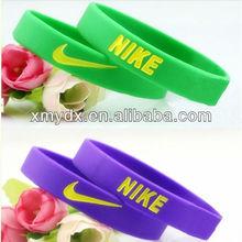 Promotional item/Promtional gifts silicone wristband bracelets