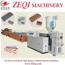 WPC floor /window /door extrusion machinery with price