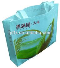 fashion eco bag, non woven rice bag, non woven shopping bags