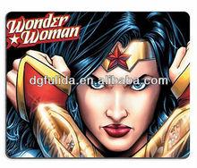 Wonder Woman 3D Gaming mousepad