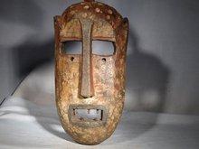 African tribal art masks