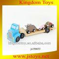caminhão de madeira set