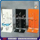 TSD-A5048 eyewear counter display stand acrylic eyeglass holder