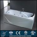 Utilização única torneira da banheira/folding banheira duche door/banheira quadrados hs-b210