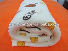 2013 jiande hot sell coral blanket fabric circle pointed