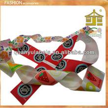 Printed Ribbon/Dots Printed Ribbon/Sheer Ribbon
