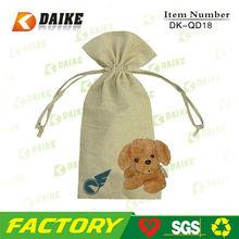 Funky Canvas Cloth Drawstring Bags DK-QD18