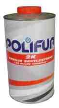 Polifur Acrylic Hardener,2k acrylic paint hardene