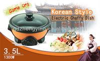 Electric Chaffy Dish, Chinese Style Hot Pot, Chafing Dish
