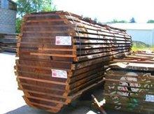 African Round Logs From Gabon