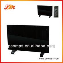 Black Glass Eco Panel Heater