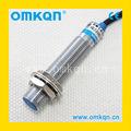 No et nc m12 dc. 2mm pnp dc. quatre fils capteur inductif lj12a3-2-z/par