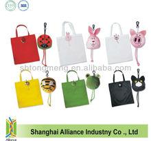 Animal Shaped Foldable Nylon Bag