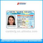 Custom plastic cards hologram ID cards