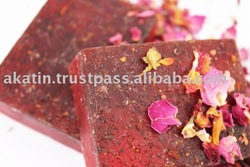 Nyah Rose Petals Soap