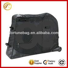 Eco-friendly and portative bike travel bag