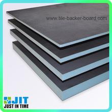 Tile backer board foam