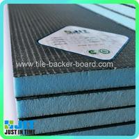 Fiberglass tile backer board