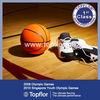 Custom High Performance Basketball PVC Flooring