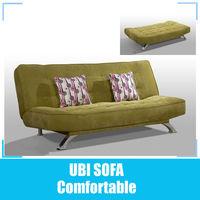 Modern fabric sofa bed